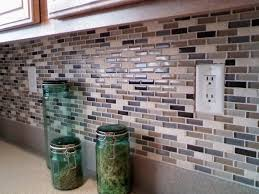 Winsome Kitchen Glass And Stone Backsplash Mosaic Tile For Tiles - Glass stone backsplash