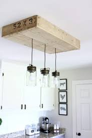 Diy Ceiling Light by Remodelaholic How To Make A Pallet Wood Light Box
