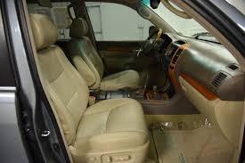 lexus ivory floor mats pre owned 2007 lexus gx 470 4x4 suv in wichita u563994 super