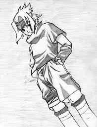 sasuke drawing by cursed sasuke uchiha on deviantart