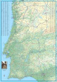 Portugal Spain Map by Maps For Travel City Maps Road Maps Guides Globes Topographic