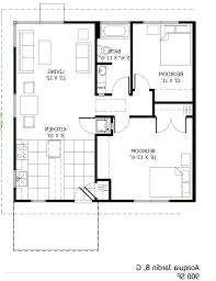 cottage floor plans small square foot cabin plans standard floor planbhk sq 530 cottage