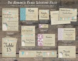 Backyard Country Wedding Printable Rustic Wedding Invitation Mason Jar Wedding Invitation
