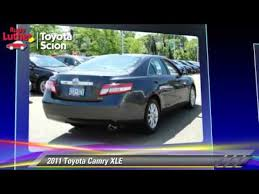 2011 toyota xle for sale used 2011 toyota camry xle golden valley minneapolis