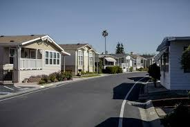 in silicon valley even mobile homes are getting too pricey for