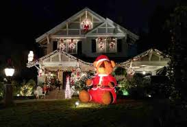 Christmas Lights In Torrance Best Outdoor Christmas Light Displays To See In Los Angeles
