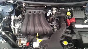 nissan versa hatchback 2011 2012 nissan versa hatchback 1 8l i4 engine idling after oil change