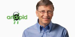 android user the nail in the coffin for windows phone bill gates reveals