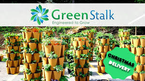 Vertical Garden Review Greenstalk Vertical Garden System By The Peterson Family