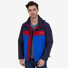 nautica mens nautica water resistant heritage er jacket ebay
