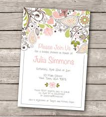 bridal shower invitation template free vintage wedding shower invitation templates invitation ideas