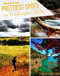 prettiest states the prettiest spots in washington state 2 travel dads