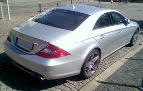 2009 mercedes cls 63 amg file mercedes c219 cls 63 amg iridiumsilber facelift heck jpg