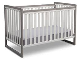 Convertible White Crib Delta Children Classic 3 In 1 Convertible Crib