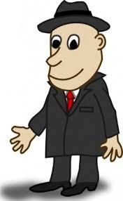 clipart uomo uomo d affari di personaggi comici immagine vettoriale clipart me