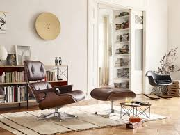 furniture awesome eames lounge chair replica for modern lounge