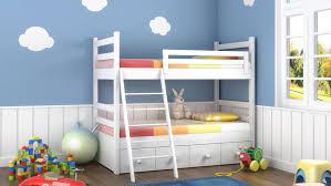chambre des enfants chambre pour enfant une d deux les avantages et 4 id es de trois