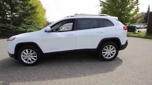 2016 jeep cherokee sport white 2016 jeep cherokee limited bright white gw118335 redmond