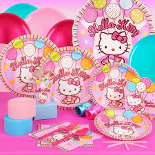 Hello Kitty Party Decorations Hello Kitty Decorations For Birthday Party Image Inspiration Of