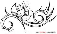 small tribal tattoo design by desertgecko jdnn pinterest