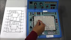 einflankengesteuertes jk flipflop digitaltechnik wiring diagram