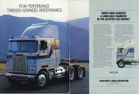 volvo truck ad photo february 1985 white ad 02 overdrive magazine february