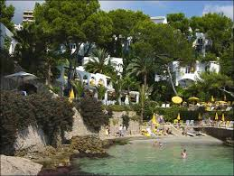 hotel bon sol friendly 4 beach hotel near palma mallorca