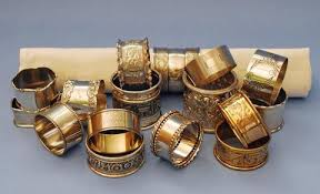 all about napkin rings couleurnature