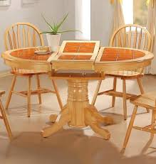 butterfly leaf dining table set dining room butterfly leaf table to create more eating space for set