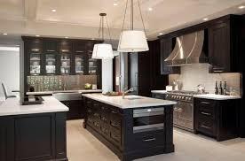 dark wood kitchen cabinets white and dark wood kitchen light oak bar stools with grey cushion
