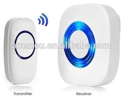 300 meter to feet forrinx ac dc wireless doorbell 1 transmitter 1 receiver 52