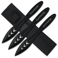 Kitchen Knives For Sale by Blackwater Throwing Knife Set Of 3 For Sale All Ninja Gear