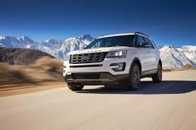 Ford Explorer Models - 2017 ford explorer xlt sport revealed ford authority