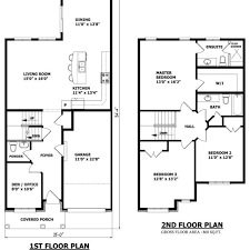 2 story open floor plans modern two story house plans 2 floor house two storey modern