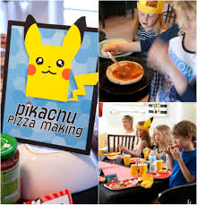 easy pokemon party games and activities frog prince paperie