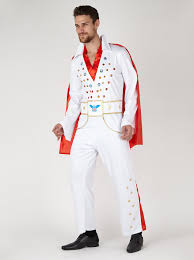elvis fancy dress costume men george at asda