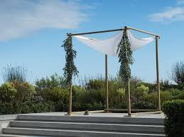 Wedding Arches To Hire Cape Town Chuppah Wedding Canopy Quirky Parties