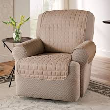 amazon com innovative textile solutions microfiber wing recliner