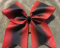 ombre ribbon ombre bow etsy