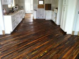 Laminate Barnwood Flooring Repurposed Wood Flooring Trellischicago