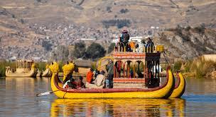 Lake Titicaca Map Peru Explorer Itinerary U0026 Map Wilderness Travel