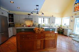 Annie Sloan Paint Kitchen Cabinets Kitchen Remodel Painted Cabinets Cushing Me Daggett Builders