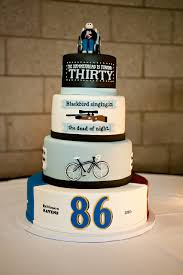 the good apple todd heap 30th birthday cake