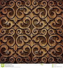 carved wooden pattern royalty free stock images image 35266909
