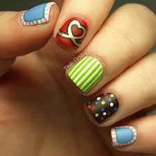 18 best candy crush nail art images on pinterest crushes candy