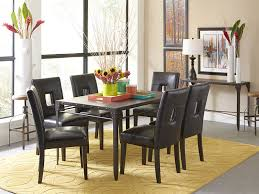 rent the mackenzie rectangle dining table cort