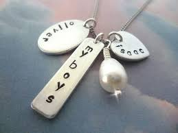 Necklaces With Children S Names Best 25 Mother And Child Necklace Ideas On Pinterest Mommy