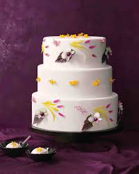 cakes candy and flowers 6 fresh ways to decorate wedding cakes with flowers martha