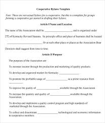 28 corporate bylaws template doc 575709 bylaws template