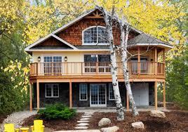 cottage building plans house plans birchview linwood custom homes